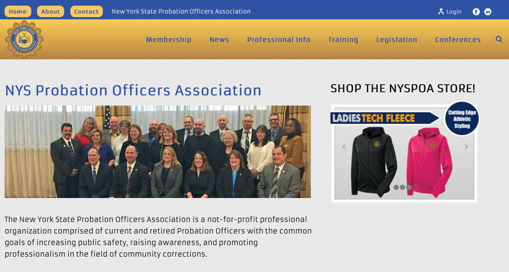 New York State Parole Officers Association